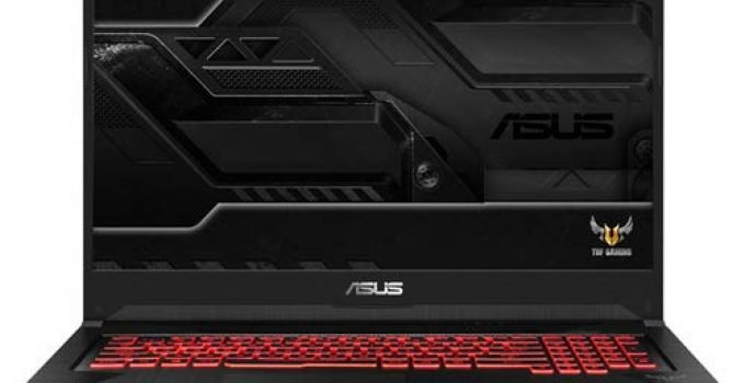 ASUS TUF FX705GE-EW104T