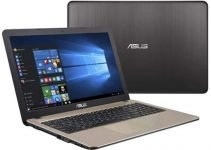 Notebook Asus x540